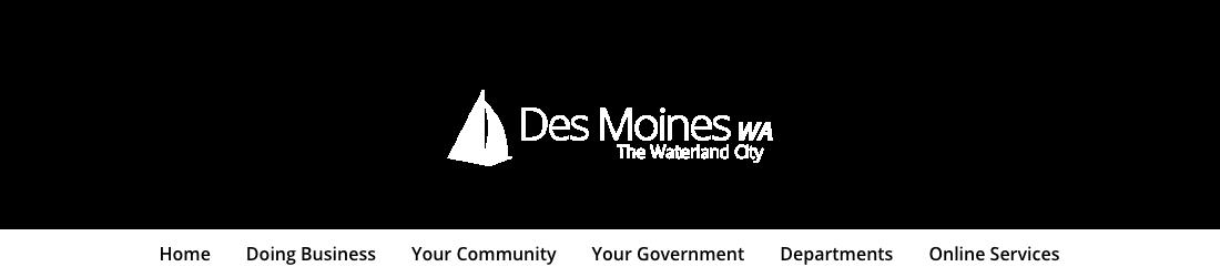 City of Des Moines Washington